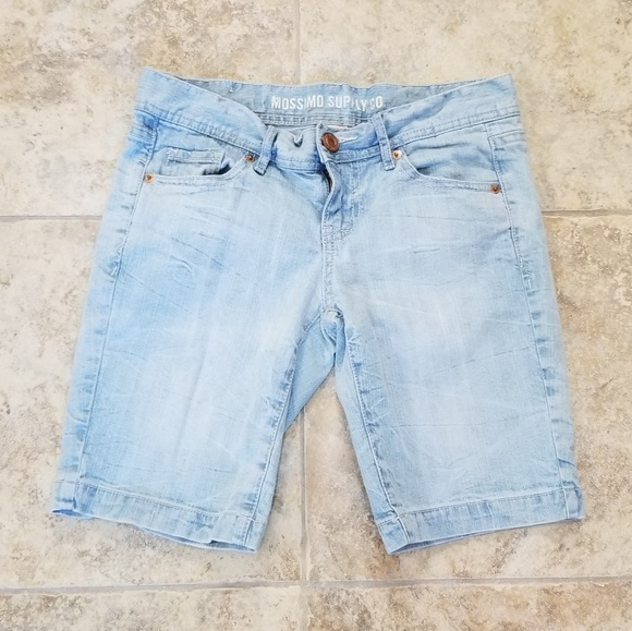 Mossimo Supply Co. Pants - Mossimo Good Condition Light Blue Jean Shorts